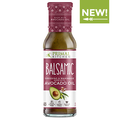 Balsamic Vinaigrette - 8 oz. Bottle