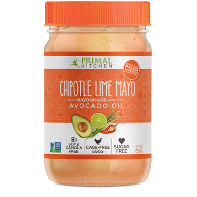Chipotle Lime Mayo - 12 oz. Jar