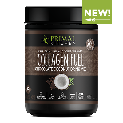 Collagen Fuel™ - Chocolate or Vanilla