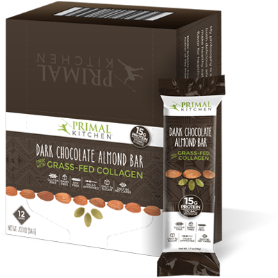 Primal Kitchen High Protein Low Carb Dark Chocolate Almond