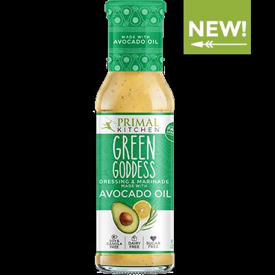 Green Goddess Dressing - 8 oz. Bottle