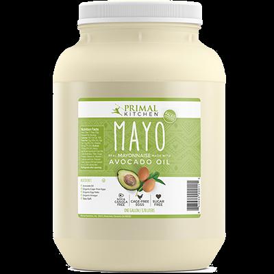 Mayonnaise with Avocado Oil (Gallon)