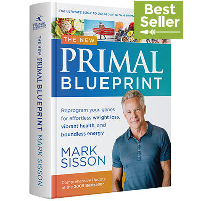 The new primal blueprint books the new primal blueprint malvernweather Choice Image