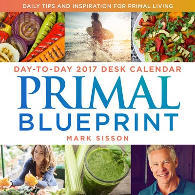 The Primal Blueprint Day-to-Day 2017 calendar