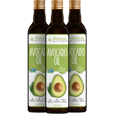 Avocado Oil - 3 Pack
