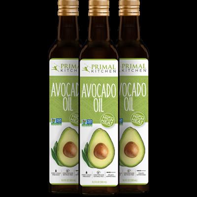Avocado Oil 3-Pack