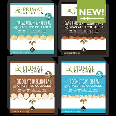 Collagen Bar Sample Pack (Four 6-Packs)