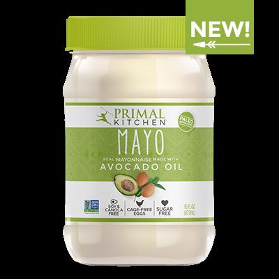 Mayonnaise with Avocado Oil (16 oz)