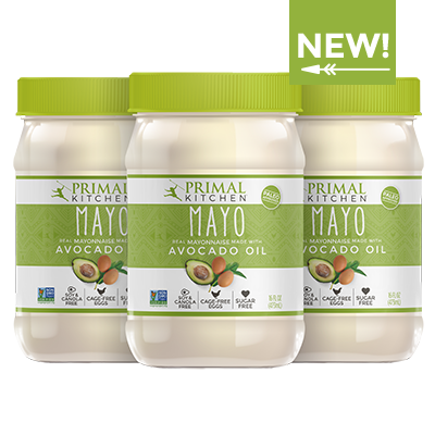 Mayonnaise with Avocado Oil (16 oz) 3-Pack