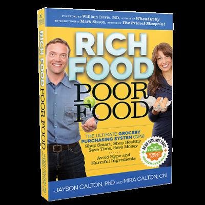 Rich food poor food book primal blueprint 400 malvernweather Images