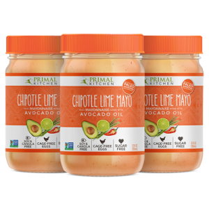 Chipotle Lime Mayonnaise (12 oz) 3-Pack