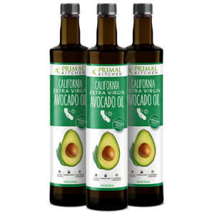Extra Virgin Avocado Oil - 3 Pack
