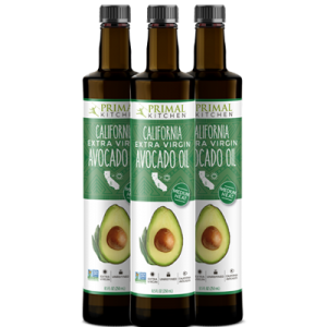 Extra Virgin Avocado Oil 3-Pack