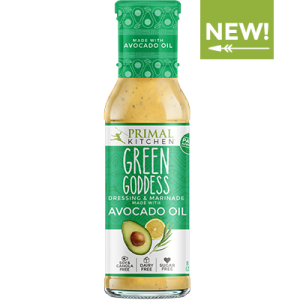 Green Goddess Dressing - 8 oz. Bottle