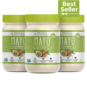 Mayonnaise with Avocado Oil (12 oz) 3-Pack
