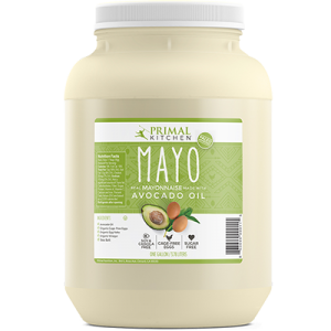 Mayonnaise with Avocado Oil (Gallon)