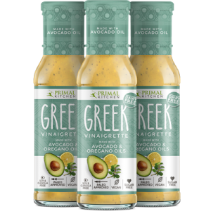 Greek Vinaigrette - 3 Pack