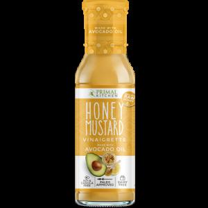 Honey Mustard Vinaigrette - 8 oz. Bottle