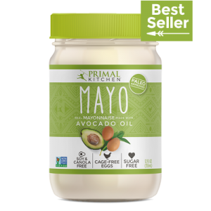 Mayonnaise with Avocado Oil (12 oz)