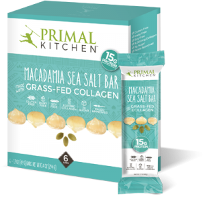 Macadamia Sea Salt Bars - 6 Pack