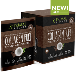 Collagen Fuel™ Single Serve 12-Pack - Chocolate or Vanilla