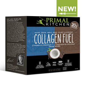 Collagen Fuel™ 4-Pack Sampler (2 Chocolate + 2 Vanilla)