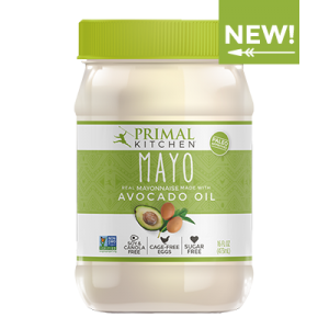 Mayonnaise with Avocado Oil (16 oz)