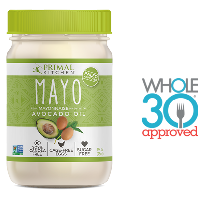 Primal Kitchen Chipotle Lime Mayo primal kitchen mayonnaise made with avocado oil and cage-free